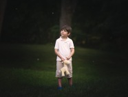 Child Firefly Photograph