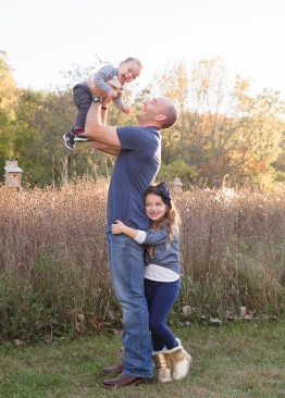 Hudson Valley Fall Family Photography