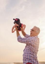 Family Beach Photoshoot Megan Schiraldi Photography