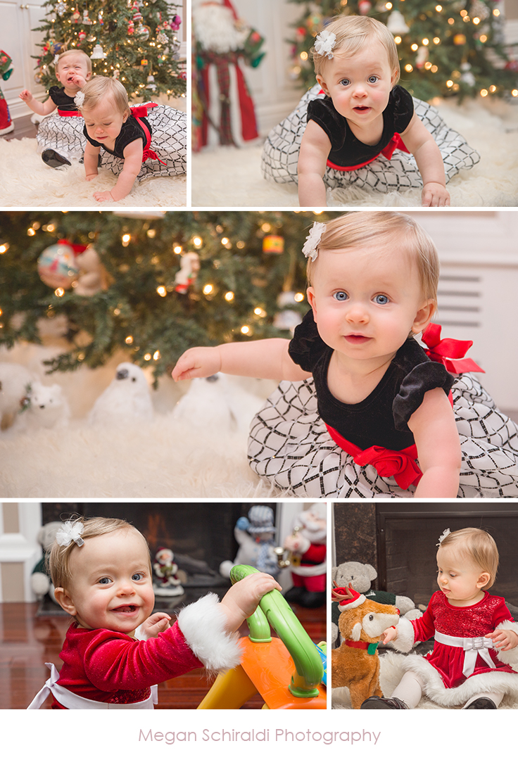 Megan Schiraldi Family Christmas Session