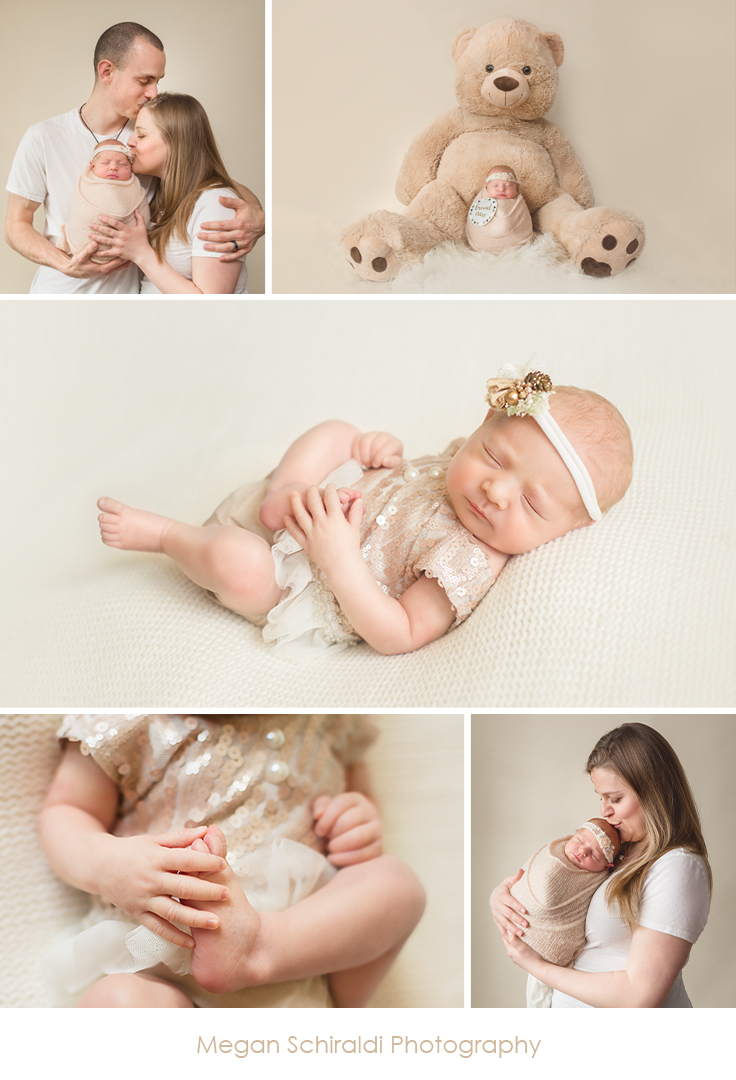 Megan Schiraldi Photography Newborn Session